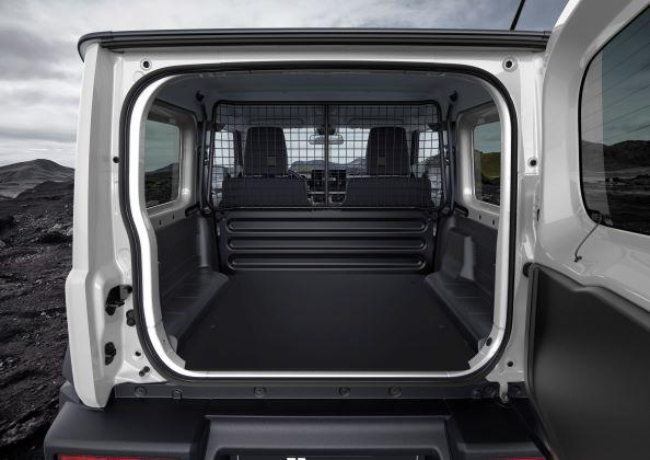 Suzuki Jimny Professional